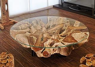Suchergebnis auf Amazon.de für: couchtisch holz glas