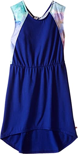 Easy and Comfy Emma Halter High-Low Maxi Dress (Toddler/Little Kids/Big Kids)