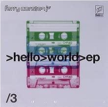 Ferry Corsten: Hello World - EP, Pt. 3 [CD]