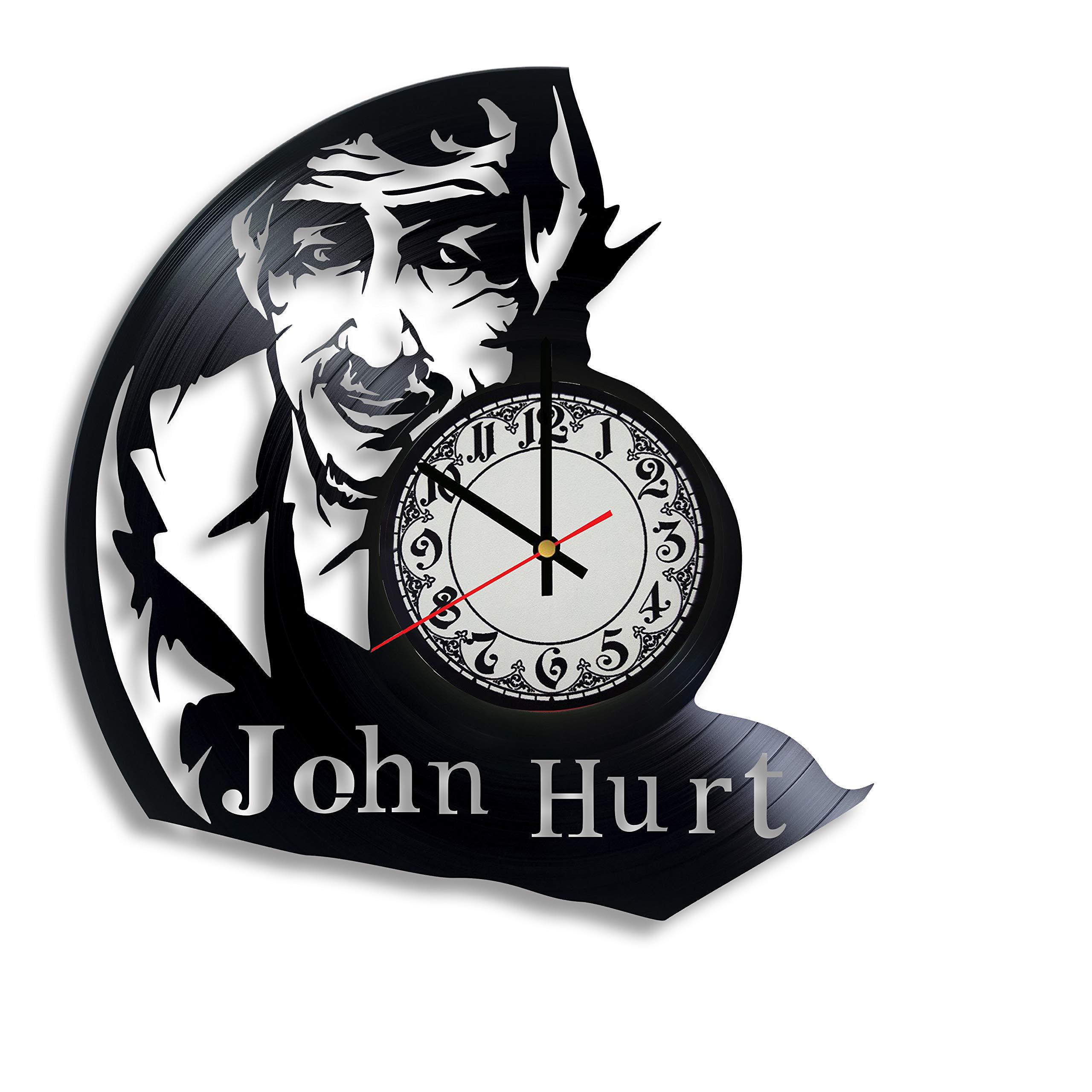 Amazon.com: John Hurt Actor Handmade Vinyl Record Wall Clock, Get