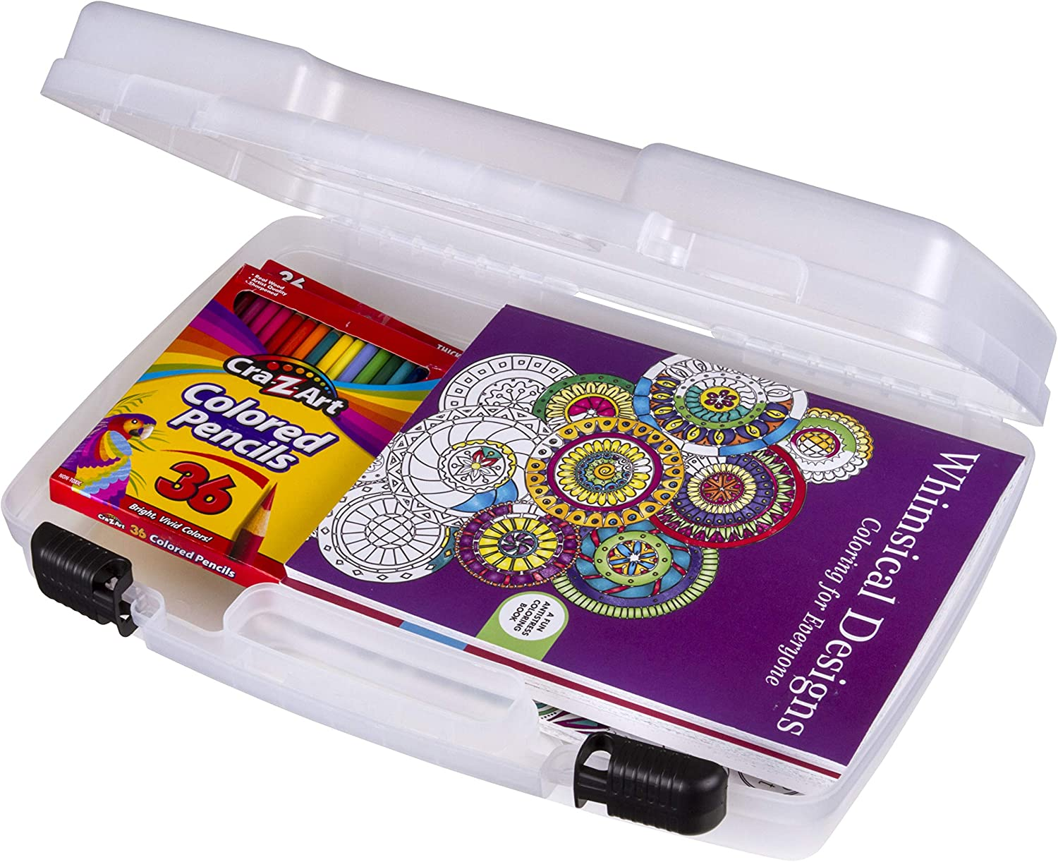 ArtBin 8017AB 17 inch Quick Portable Houston Mall Carrying Craft Art SALENEW very popular View