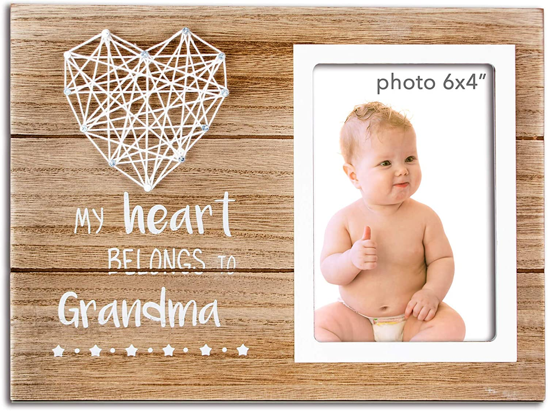 VILIGHT Grandma and Grandchildren Picture Frames High cheap quality Gift - Birthday