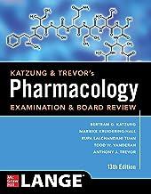 Katzung & Trevor's Pharmacology Examination and Board Review, Thirteenth Edition (Katzung & Trevor's Pharmacology Examinat...