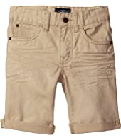 Lucky Brand Kids - Clubhouse Shorts Twill (Little Kids/Big Kids)