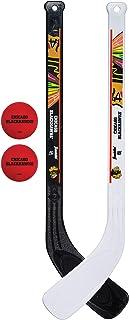 Franklin Sports NHL Team Mini Hockey 2 Piece Stick Set