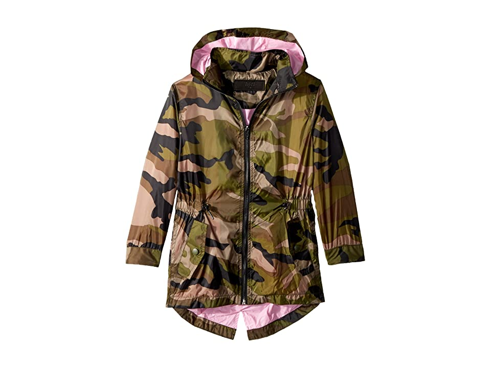 Blank NYC Kids Camouflage Jacket in No Win Situation (Big Kids) (No Win Situation) Girl