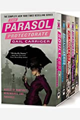 The Parasol Protectorate Boxed Set: Soulless, Changeless, Blameless, Heartless and Timeless Kindle Edition