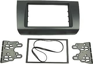 DKMUS Double Din Radio Stereo Dash Installation Trim Kit for Suzuki Swift 2004-2010 Fascia 173*98mm and 178*102mm Opening Fascia Panel