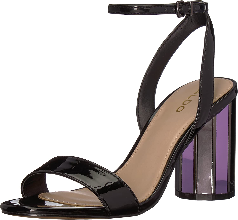Aldo Womens Ariani Heeled Sandal
