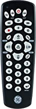 GE Universal Remote Control for Samsung, Vizio, Lg, Sony, Sharp, Roku, Apple TV, RCA, Panasonic, Smart TVs, Streaming Players, Blu-Ray, DVD, Simple Setup, 3-Device, Black, 24991