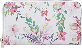 Aldo Accessories Women's Laurelin Wallet, One Size, White