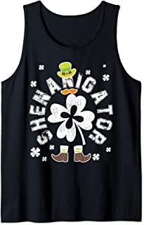 Shenanigator Shirt Great St Patrick's Or Paddy Day Gift Tee Tank Top