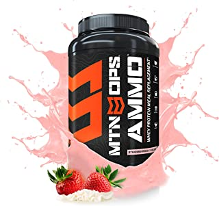 MTN OPS Ammo Protein Meal Replacement Powder - 28 Servings