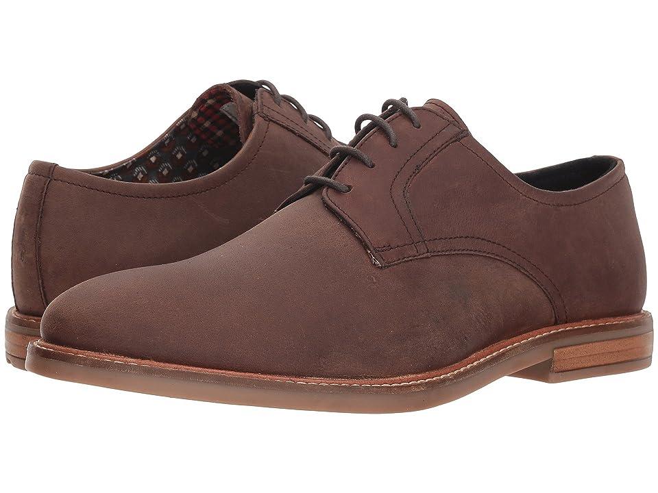 Ben Sherman Birk Plain Toe (Brown 3) Men