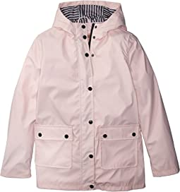 Harper Pinstripe Raincoat (Little Kid/Big Kid)
