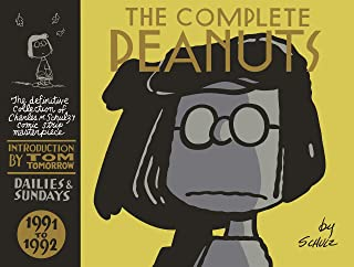 The Complete Peanuts 1991-1992: Volume 21