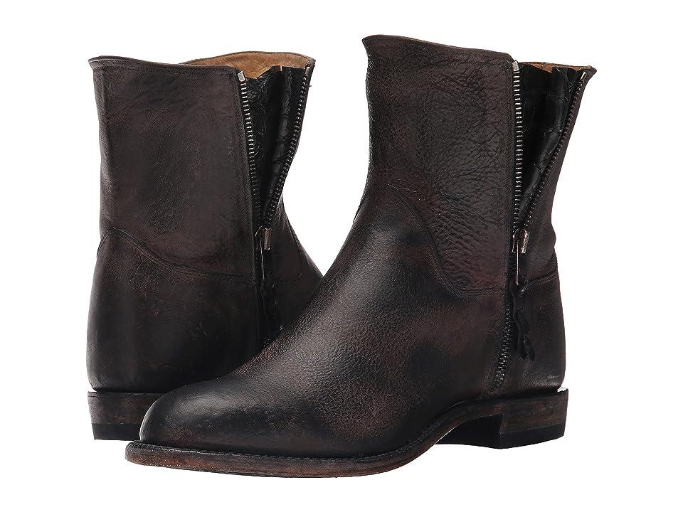 Lucchese Harper (Black) Cowboy Boots