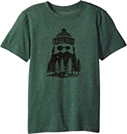 Outdoor Beard Cool Tee (Little Kids/Big Kids)