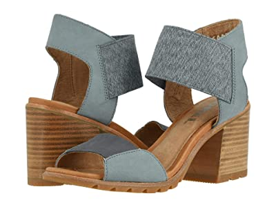 SOREL Nadiatm Sandal (Cinder Grey) Women