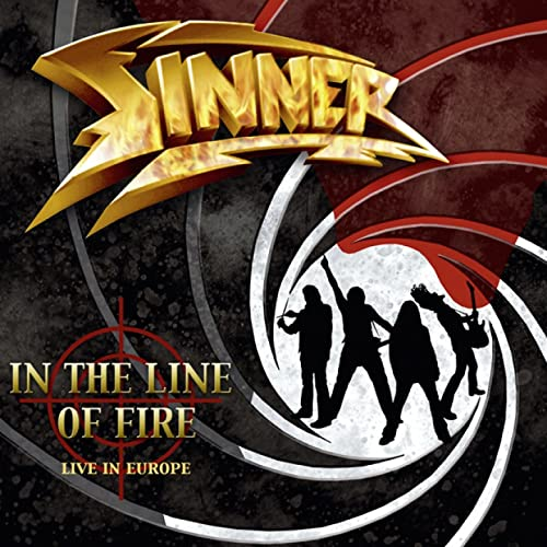 Knife in My Heart (Live) by Sinner on Amazon Music - Amazon com