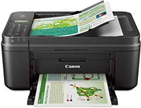 Canon MX492 Black Wireless All-IN-One Small Printer with Mobile or Tablet Printing, Airprint and Google Cloud Print Compat...