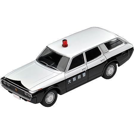 トミカリミテッドヴィンテージ ネオ 1/64 LV-N164a クラウンバン パトロールカー 大阪府警 72年式 完成品