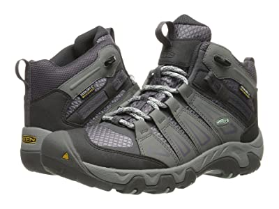 Keen Oakridge Mid Waterproof (Gray/Shark) Women