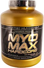 Scitec Nutrition MYO Max Hardcore Anabolic Muscle and Performance Enhancer Powder – 3080g Max Chocolate Estimated Price : £ 43,86