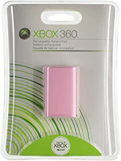 Xbox 360 Battery Rechargeable Pack Pink (Microsoft)