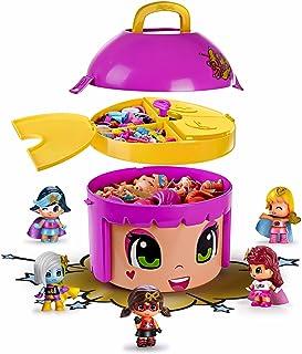 pinypon cubo mix is max edicion limitada superheroes