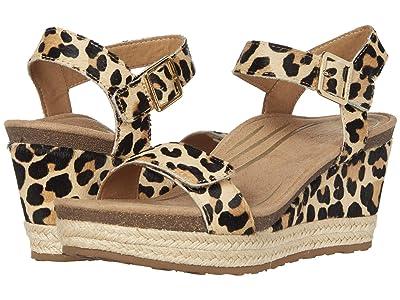 Aetrex Sydney (Leopard) Women
