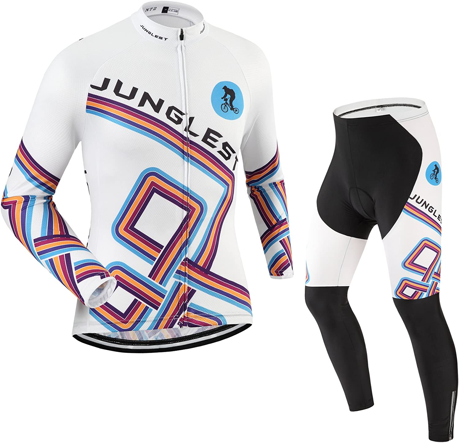 Cycling jersey Set, Maillot de Cyclisme Wen Homme Long sleeve Manches Longues(S5XL,option bib Cuissard,3D pad Coussin) N72