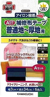 KAWAGUCHI 補修布テープAセット93013