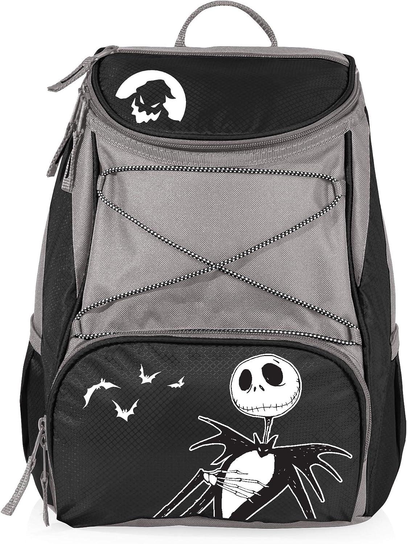 Disney Classics Nightmare Before Christmas Jack PTX Cooler Backpack, Black