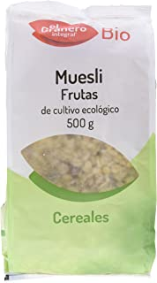 MUESLI FRUTAS BIOLOGICO 500 gr