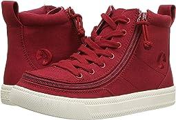 Red Jersey Linen