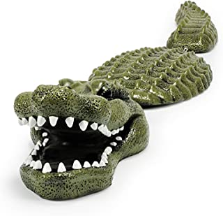 Best plastic crocodile for pond Reviews