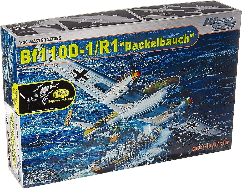 1 48 Messerschmitt Bf-110D-1 R1  Dackelbauch