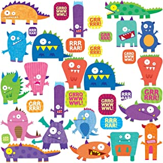 Stickers Repositionnables, Petits Monstres