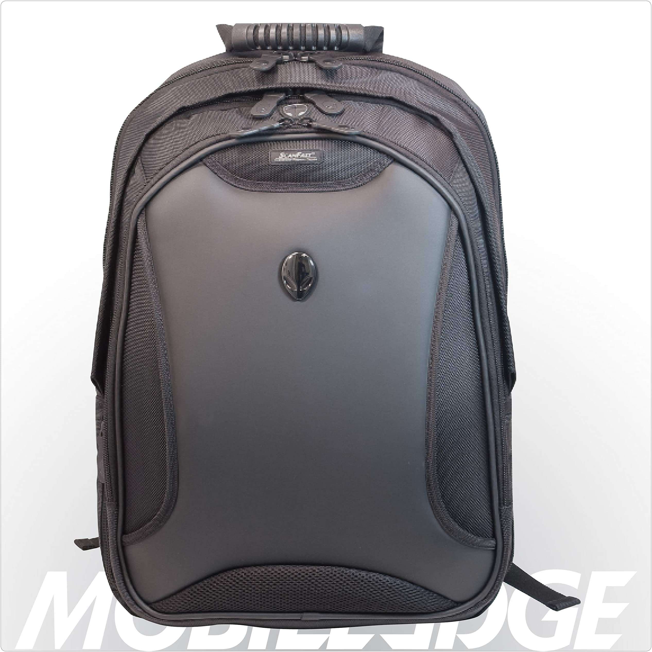 Mobile Edge Alienware Orion M17x ScanFast TSA Checkpoint Friendly 17.3-Inch Gaming Laptop Backpack (ME-AWBP2.0), Black