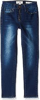 Jessica Simpson 女童修身牛仔裤刺绣