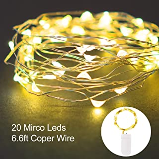 SUNNEST LED Fairy Lights, Fairy String Lights for Home Indoor&Outdoor
