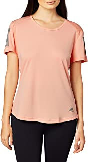 adidas Womens OWN THE RUN TEE T-SHIRTS