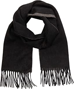 Double-Sided Luxury Cashmere Scarf