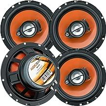 2 Pair of Audiobank 6.5