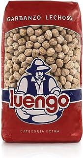 Luengo - Garbanzo Blanco Lechoso En Paquetes De 1 Kg - Pack