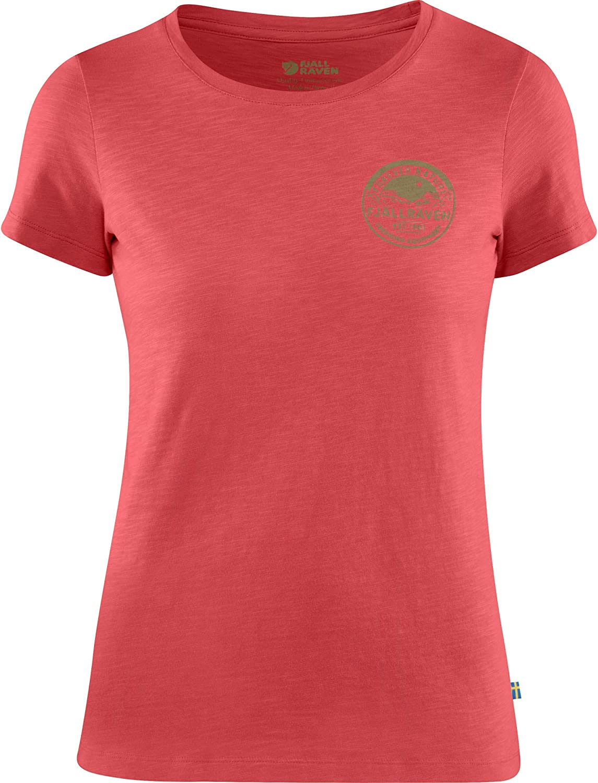 FJALLRAVEN Forever Nature Badge T-Shirt W Camiseta Mujer
