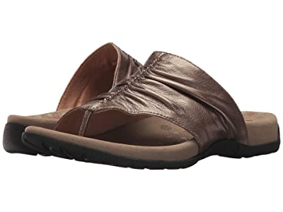 Taos Footwear Gift 2 (Cocoa Metallic) Women