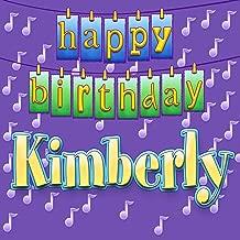 Best happy birthday kimberly Reviews