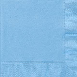 Best light blue luncheon napkins Reviews